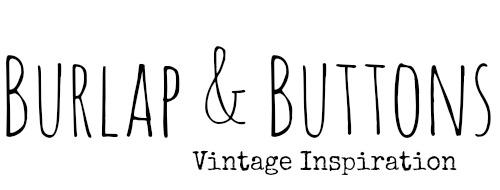 Burlap & Buttons