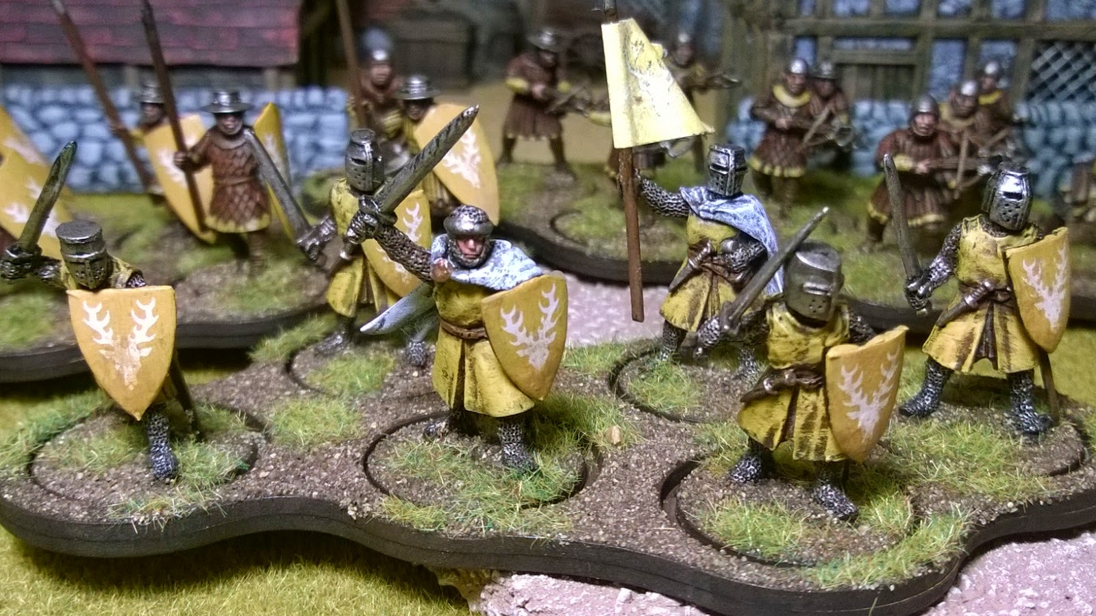 crusader miniatures foot knights
