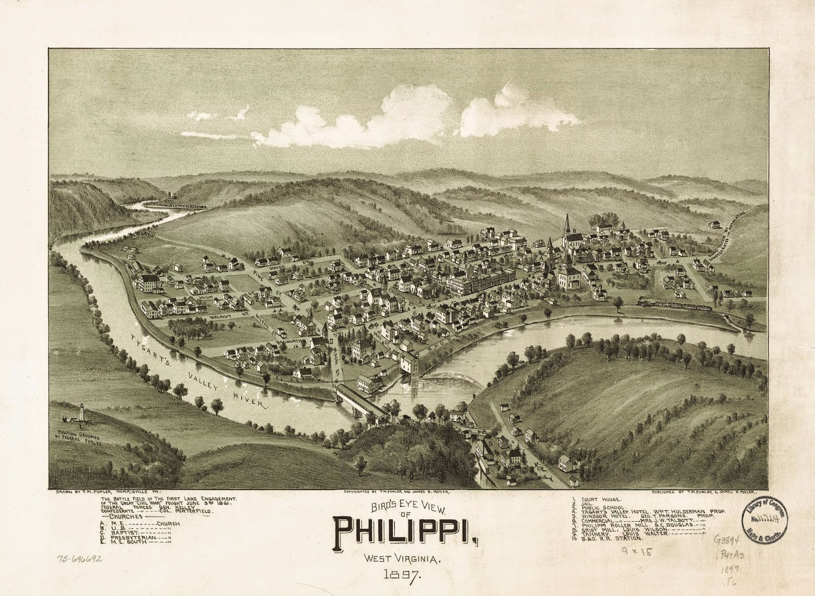 The Battle of Philippi