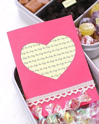 Como hago una tarjeta para el día del amor y la amistad ~ lodijoella