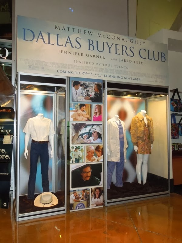 Dallas Buyers Club movie costumes
