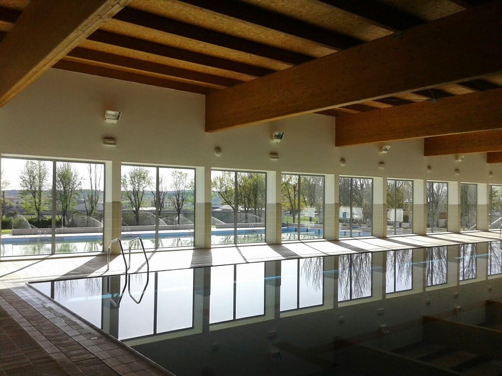 piscina municipal cubierta climatizada