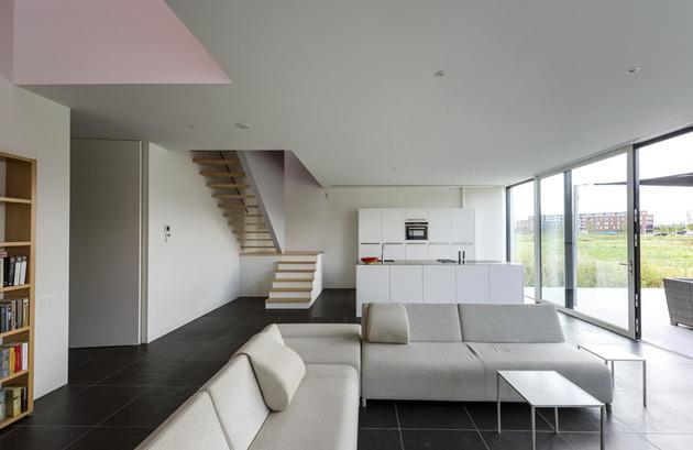 Rumah Kubus Futuristik Minimalis & Rumah Kubus Futuristik Minimalis   Desain Rumah Modern Minimalis