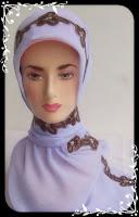 model jilbab paris