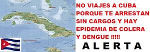 NO VIAJES A CUBA!!