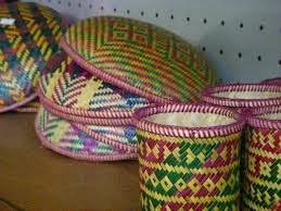 Handicrafts Of India Cane And Bamboo Crafts Of Gujarat India