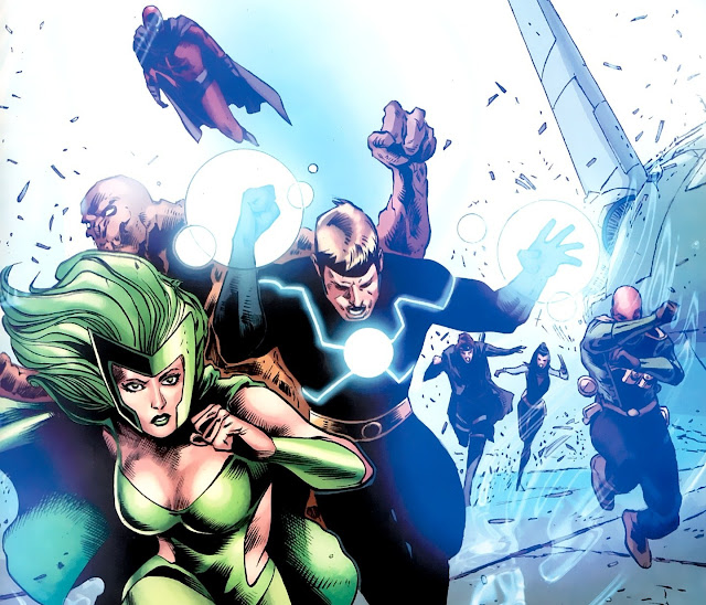 Polaris (Marvel Comics) Character Review - 2
