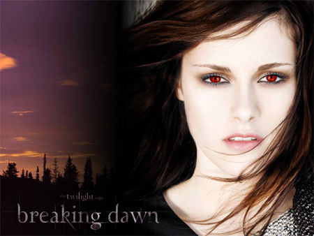 20 Breathtaking Wallpapers of Twilight Breaking Dawn