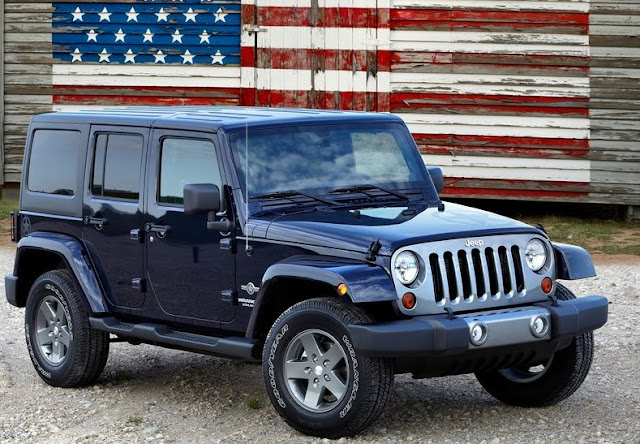 Jeep Wrangler Freedom Edition 2012