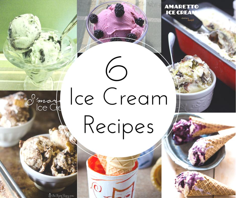 Recipe Roundup: 6 Ice Cream Recipes - Classy Yet Trendy