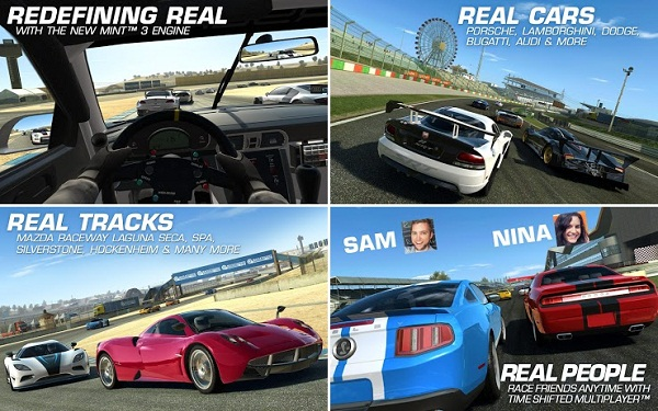 Download Real Racing 3 for Android, iPhone and iPad
