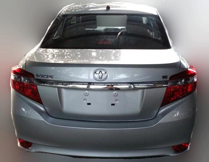 The rear reminds me more of a Toyota Altis or Toyota Camry now. Looks