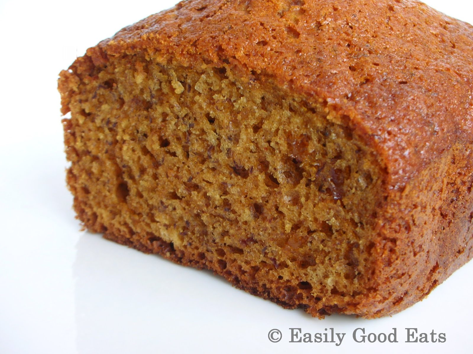 banana cake this butterscotch banana cake has a strong banana ...