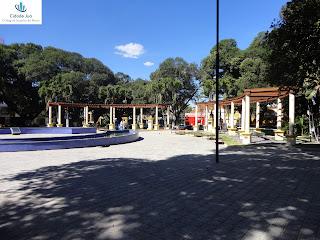 Praça da Sé.