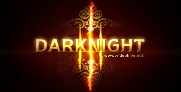VideoHive Darknight Logo Reveal