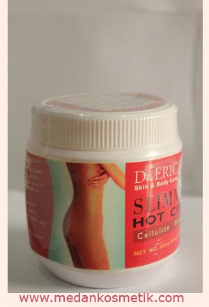 Dr Eric Slimming Hot Cream