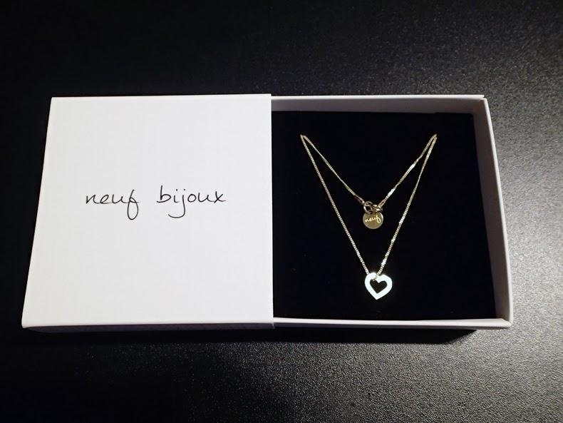 neuf bijoux