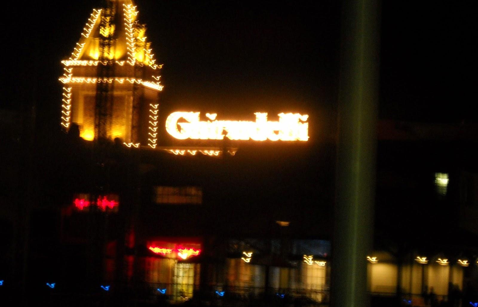 Ghiradelli Store in Downtown Disney