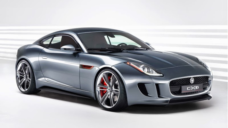 The Jaguar Sports Car