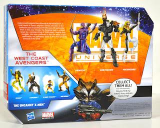 Hasbro Marvel Universe West Coast Avengers Set