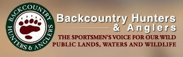 Back Country Hunters & Anglers