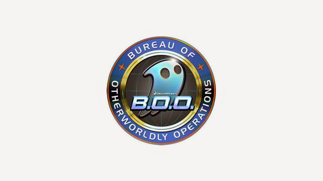 BOO Bureau of Otherworldly Operations Movie