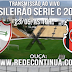 PORTUGUESA x BRASIL DE PELOTAS - 19h - Brasileirão Série C - 23/05/15