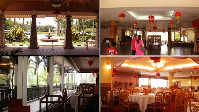 tai thong chinese restaurant, scenery surrounding