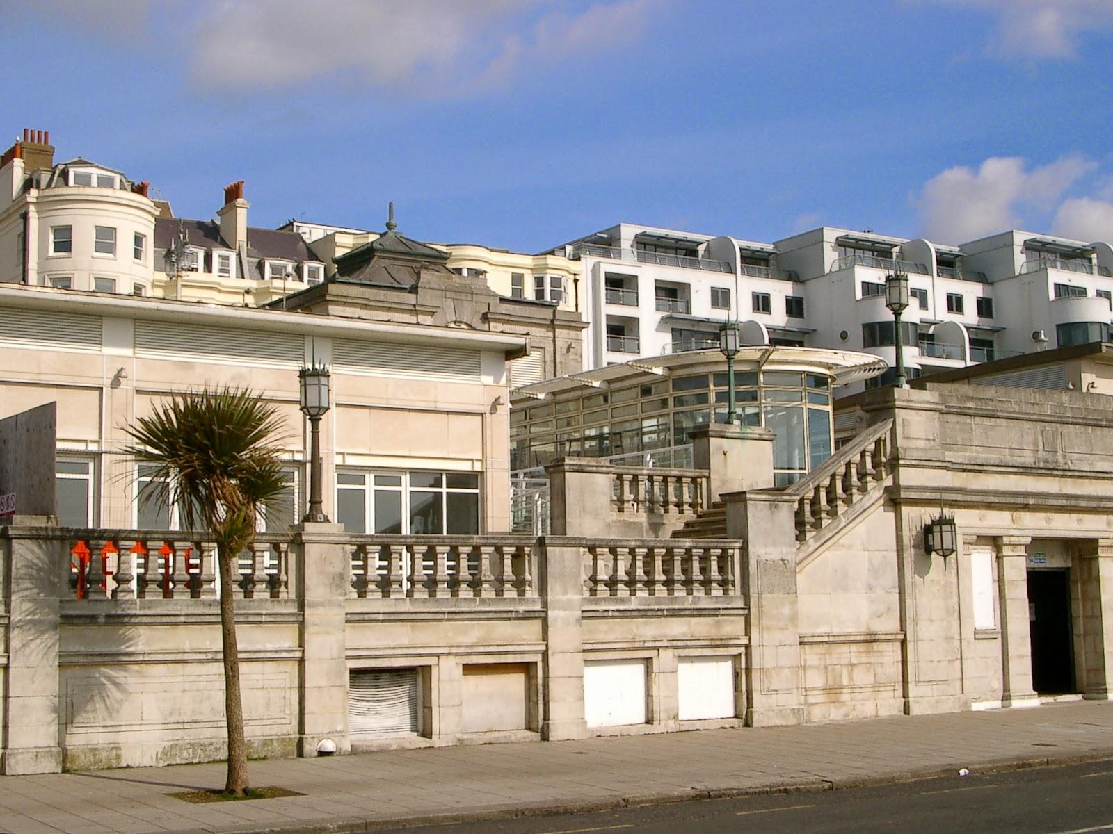 Brighton bits aquarium terraces development for Brighton house