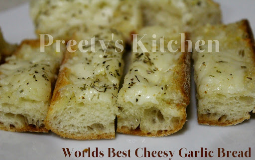 yummy crusty cheesy goodness from america s test kitchen garlicky but ...