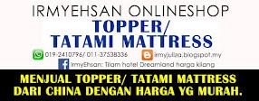 TOPPER/ TATAMI MATTRESS