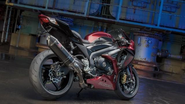 Revelada a moto Suzuki GSX-R 1000 Yoshimura edição limitada