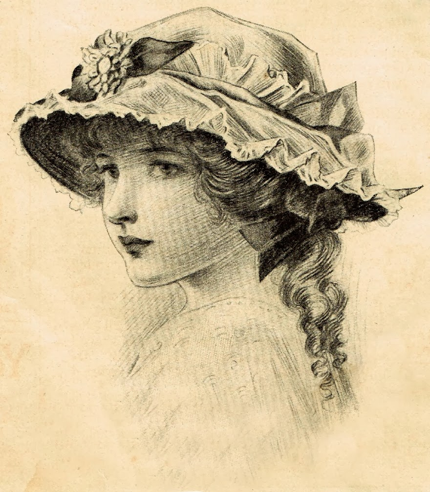 early 1900s fashion hats - photo #20