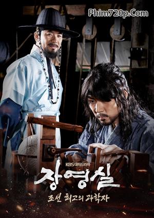 Vị Thần Joseon - Jang Yeong Sil