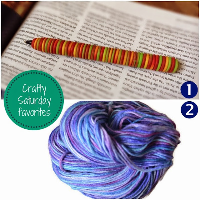Crafty Saturday Show and Sell: Favorites from CuriousGigi and KoojkaburraYarns