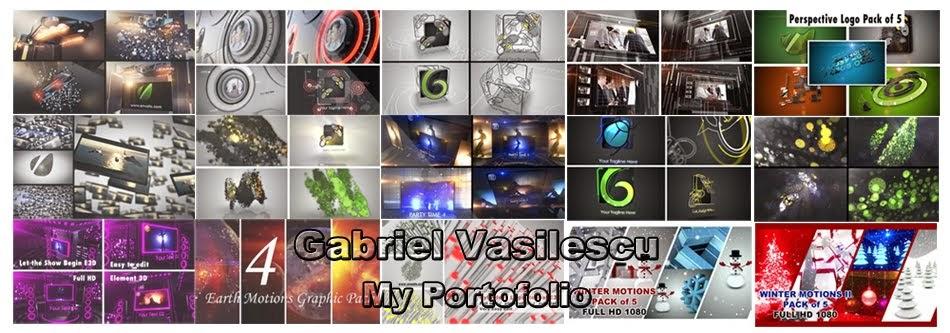 Gabriel Vasilescu - My portofolio