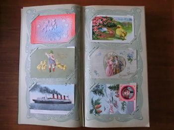 Gustaf's Postcard Album