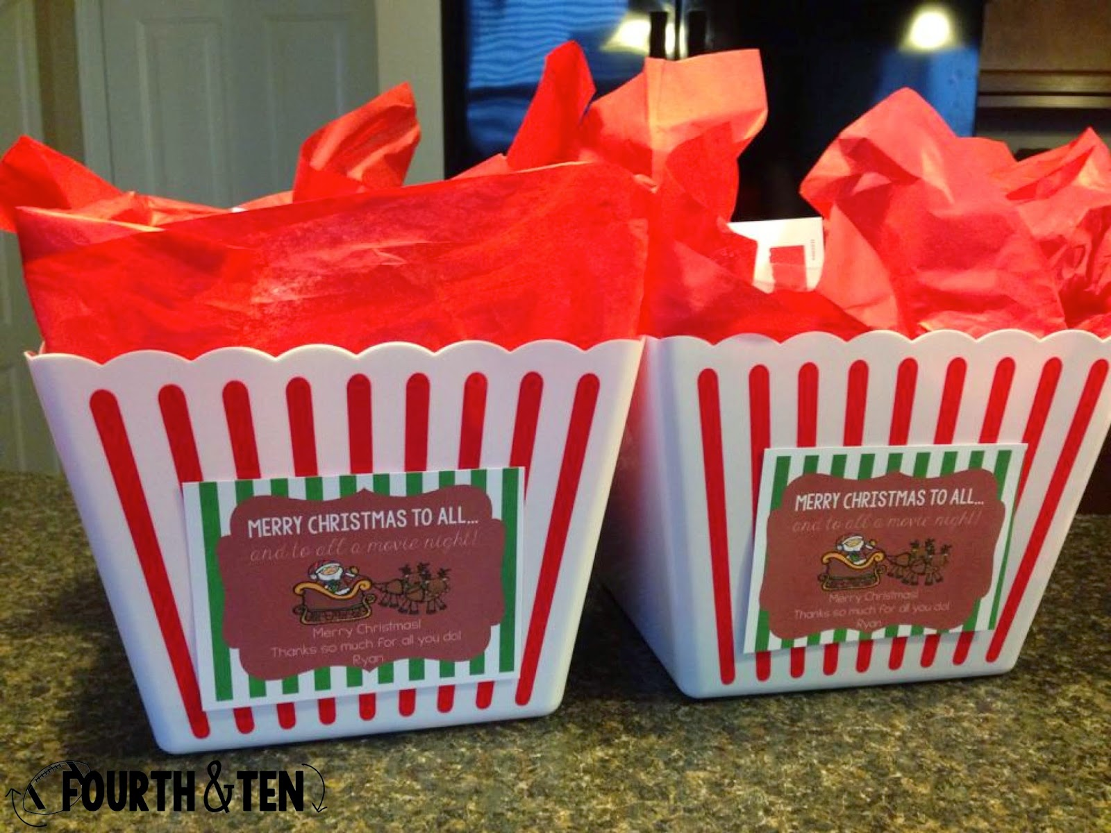 Fourth and Ten: Homemade Christmas Gifts for Coworkers, Students ...