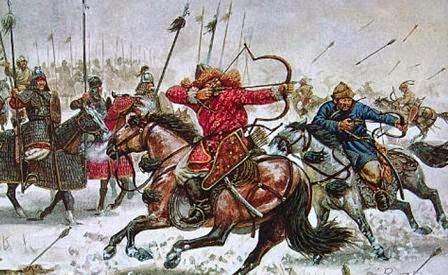 Картинки по запросу татаро монгольська навала на східну європу