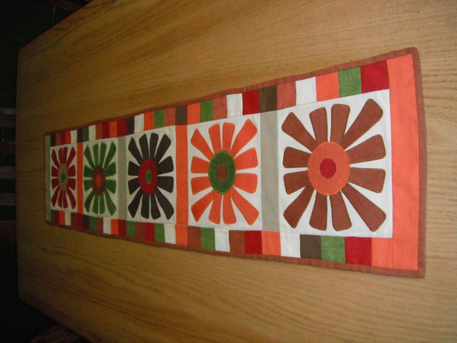 Patchwork vida camino de mesa - Camino mesa patchwork ...