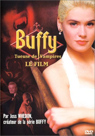 Buffy, tueuse de vampires affiche