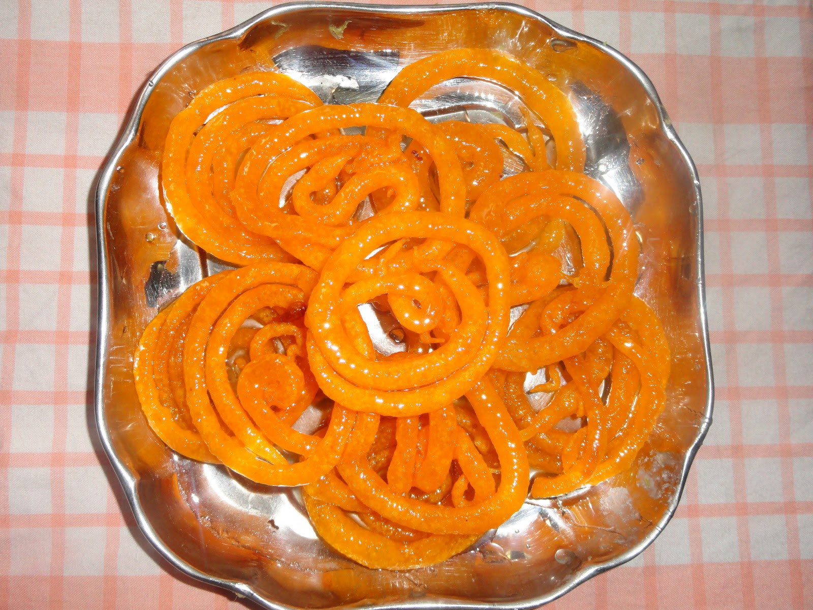 Prathus food home made hot jalebi passionate cooking for home made hot jalebi forumfinder Image collections