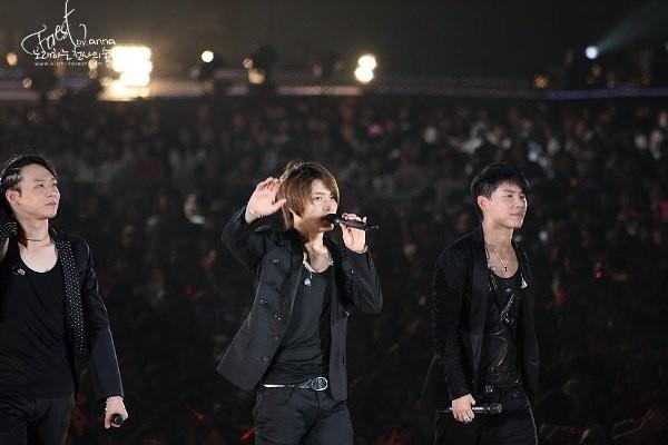 JYJ sẽ nhảy cùng fan Việt trong concert Á vận hội tại Hà Nội