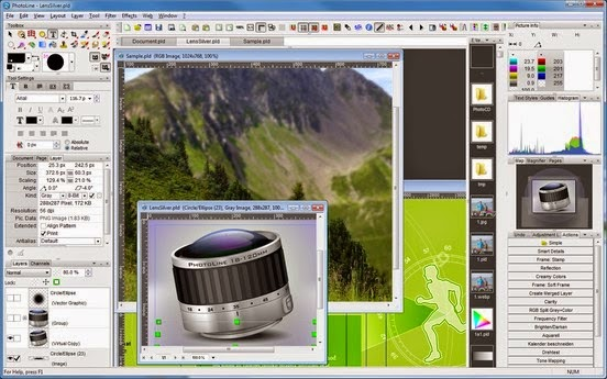 Free Download Photoline Versi Terbaru 2014 Full Serial Key