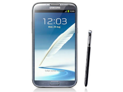 Samsung Galaxy Note 2 Phablet image
