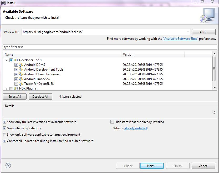 How To Install Android SDK and Eclipse (Windows 7) - -- IT Box for VN