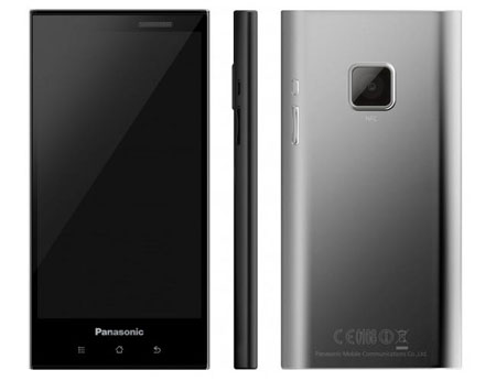 Panasonic Eluga Released In Japan Via NTT Docomo
