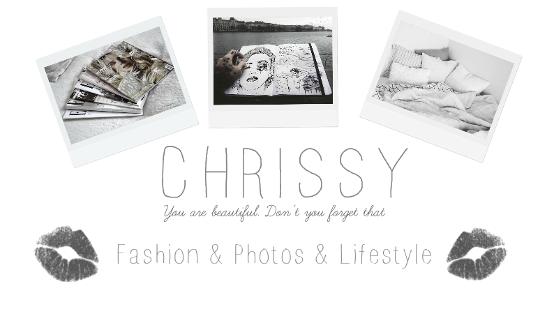 Chrissy Blog