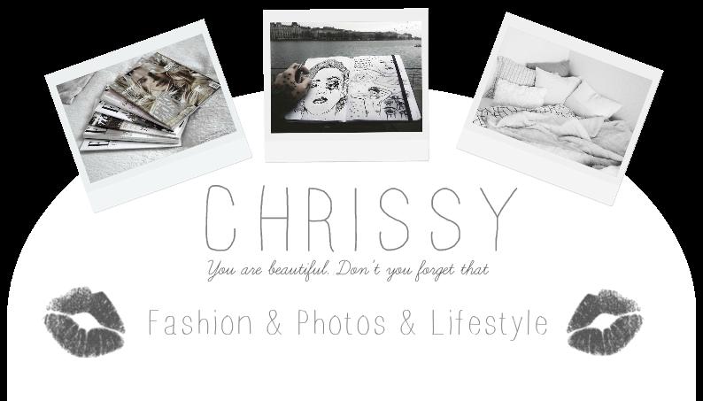Chrissy Blog