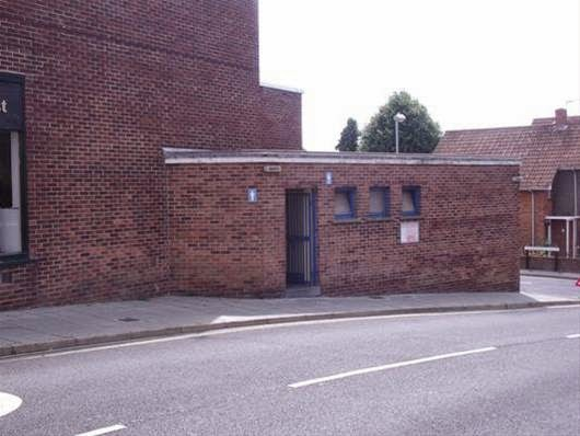 The tale of the toilet the council built a Public Convenience at the top of Lower Drayton Lane
